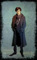 Sherlock by renegade21