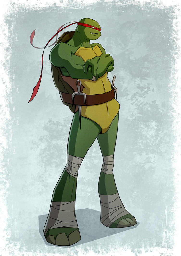 Raphael by renegade21