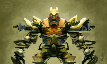 Alchemy bot by renegade21