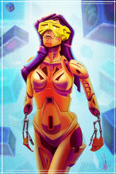 Cyborg by renegade21