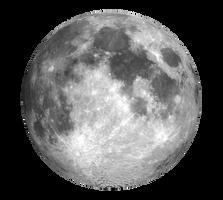 Moon by drkzin