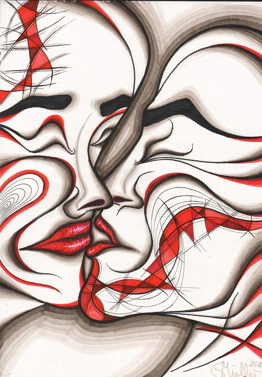 Kissing II