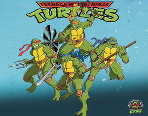 TMNT Ready for Action