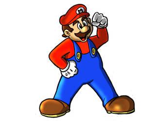 Supa Mario