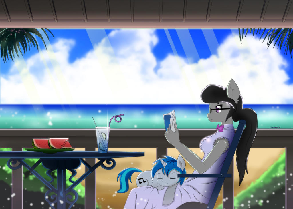 A Melody Summer by ZzVinniezZ