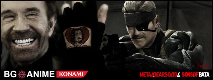 Metal Gear Bata screenshot 2 by Mavko