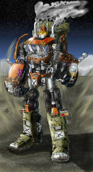 Generic Transformer by Spydormonkey