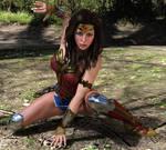 Wonder Woman Test Image