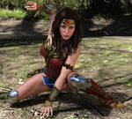 Wonder Woman Test Image