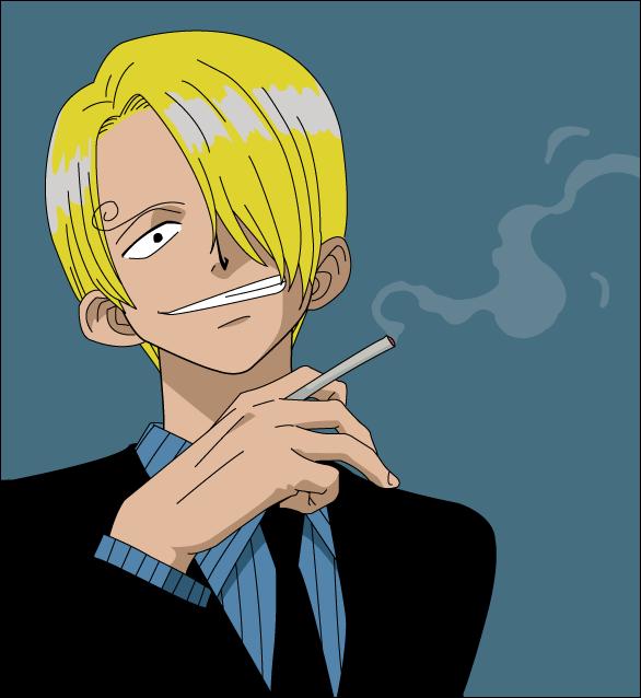 Barney Stinson Chronicle Ep 25 : Quel Personnage de Manga es-tu ? Envoi BS au 6969 One_Piece___Sanji_by_caromadden
