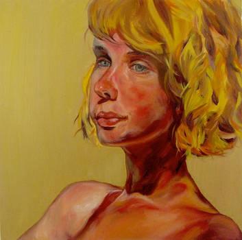 My Mona by AnaMedina