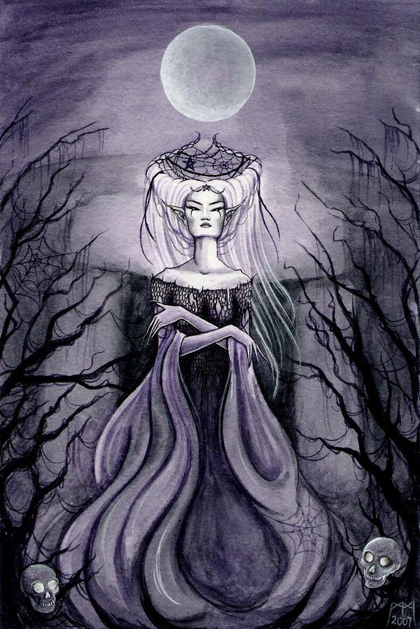 Spirit of Samhain by dark777fairy