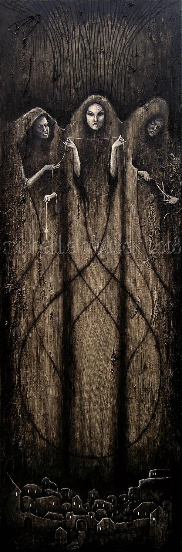Fates by dark777fairy