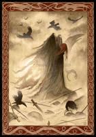 The Phantom Queen by dark777fairy