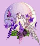 Sweet Violet Moon