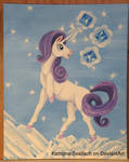 Unicorn Pony Painting