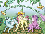 Happy Ostara, everypony!
