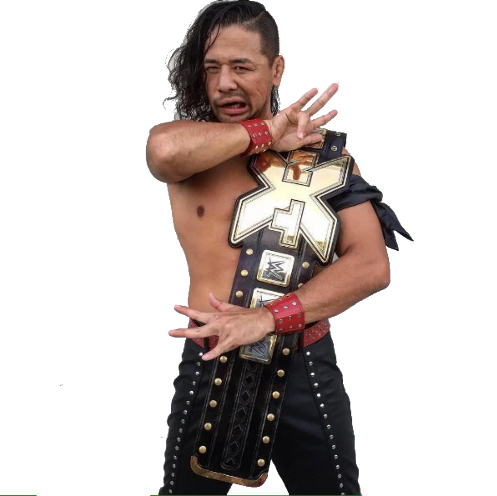 Shinsuke Nakamura PNG by WillG316 on DeviantArt