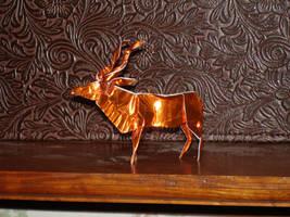 Kudu by origami-artist-galen