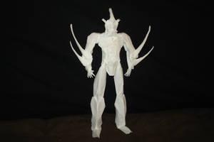 Guyver III by origami-artist-galen