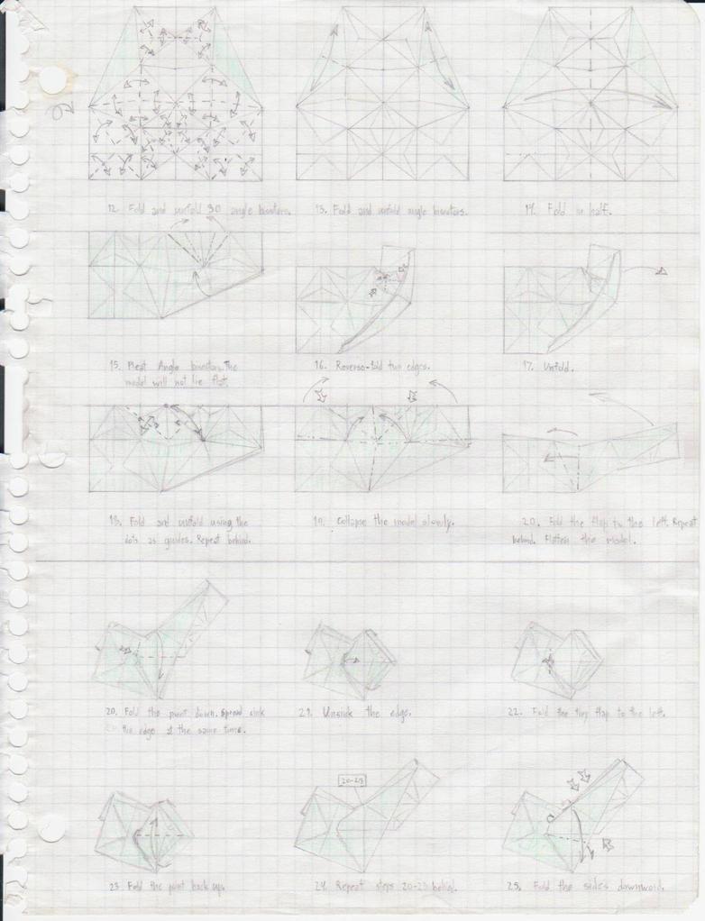 Atlas Beetle Diagrams P2 By Origami