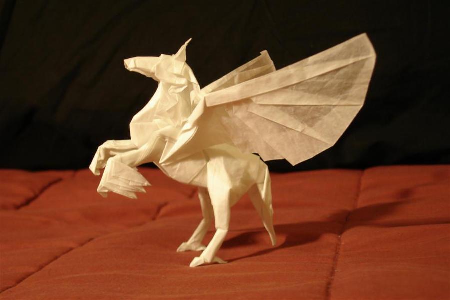 Tenma H7-Kamiya2 by origami-artist-galen