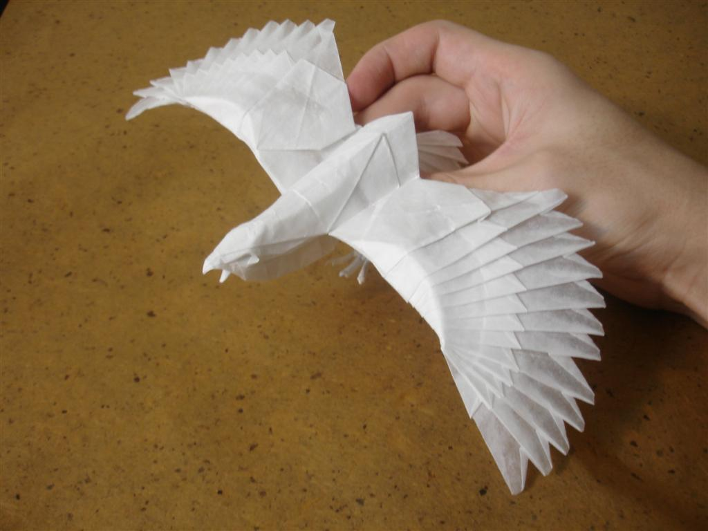 20 Beautiful and Intricate origami pieces of art | crafts ... - photo#29