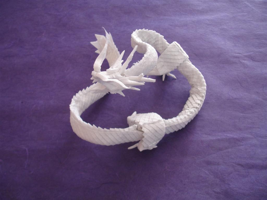 Ryu Zin 3 5 Top Kamiya By Origami Artist Galen On Deviantart