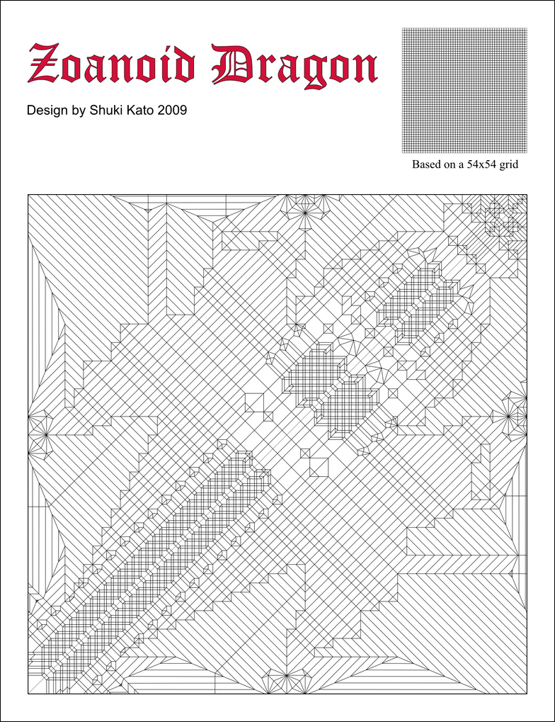 origami darkness dragon 2.0 diagram pdf