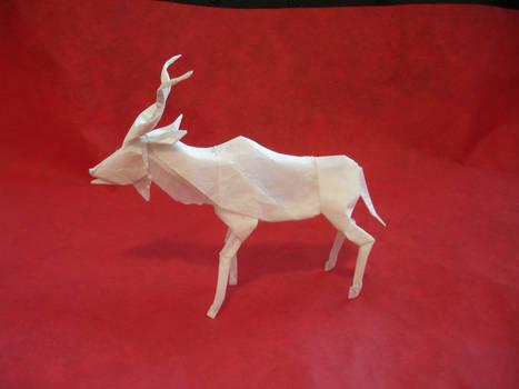 Origami Kudu new version