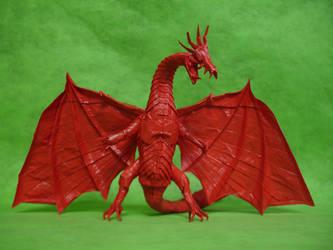 Zoanoid Dragon 2014 by origami-artist-galen