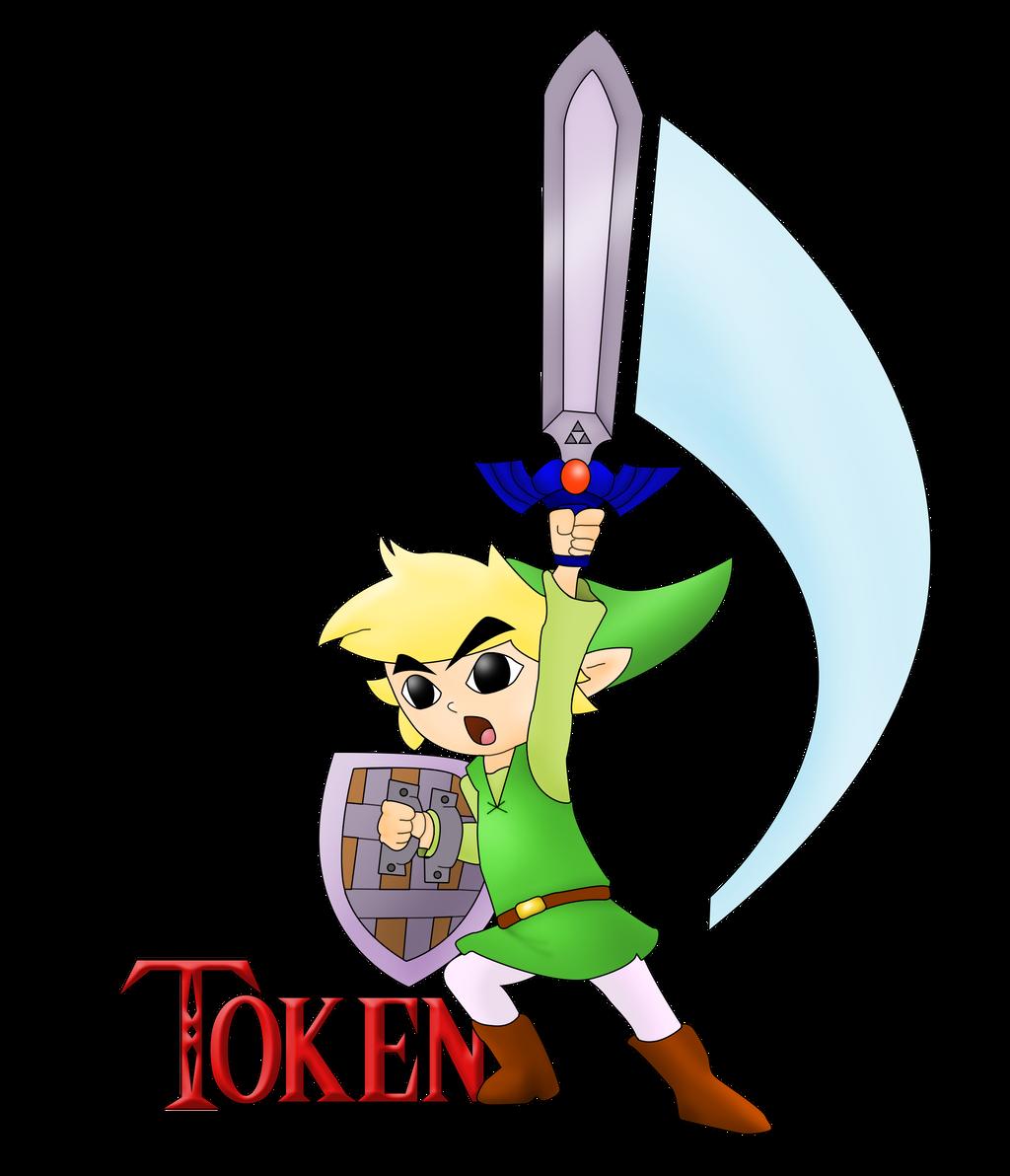 The Legend of Zelda: The Windwaker by TokenofHon
