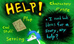 Novel and Story Ideas: Art Block