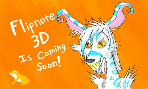 Flipnote 3D Is Coming Soon! by Cool-Poochyena