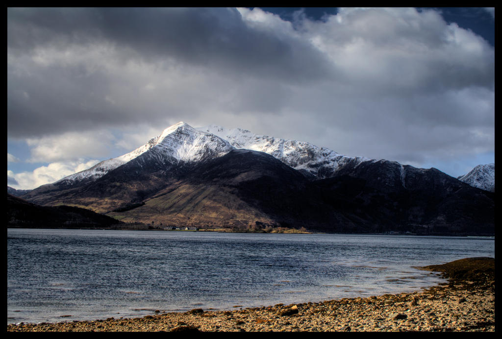 Loch Leven by Project-Firefly