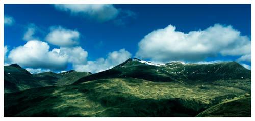 some mountains