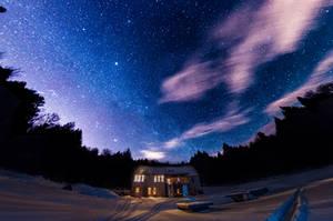 Galactic Dream. by K1ntar