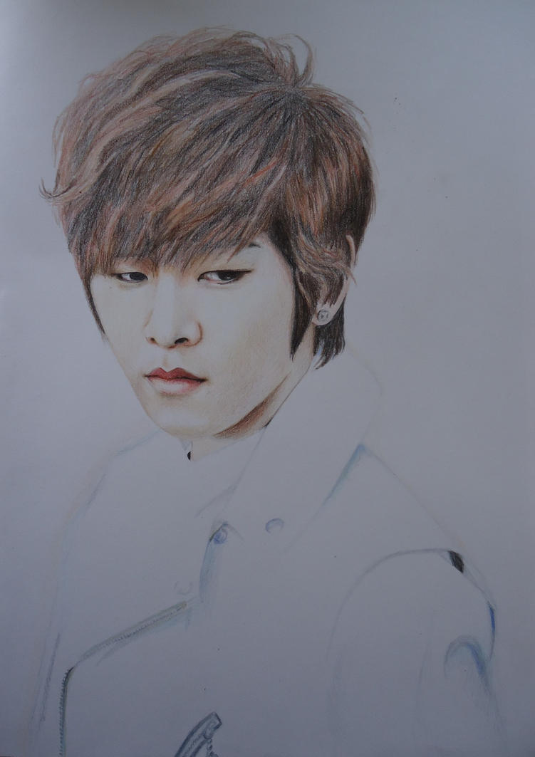 Lee Howon (Infinite) by Alteen-ai on DeviantArt  Lee