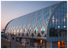 New Railway Station III by KKokosz
