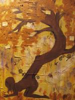 It Breaks My Back - Canvas by Stripedy