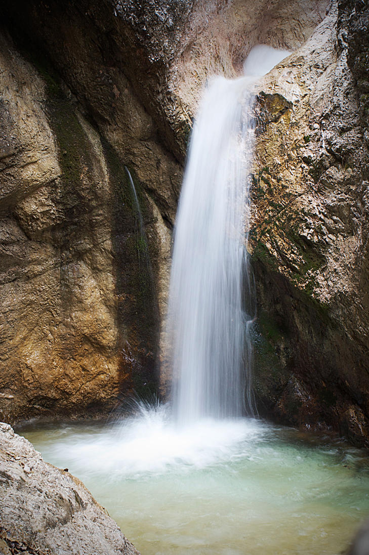 Almbach Gorge by fullmotion