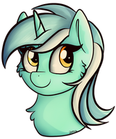 Lyra by Deraniel