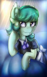 Cute bat-pony