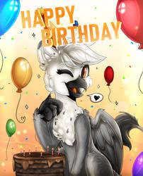 [COM] Happy Birthday!