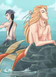 Mermen and all their Fishiness