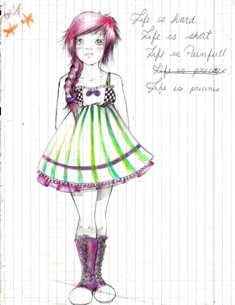 Amelia by MrLCat