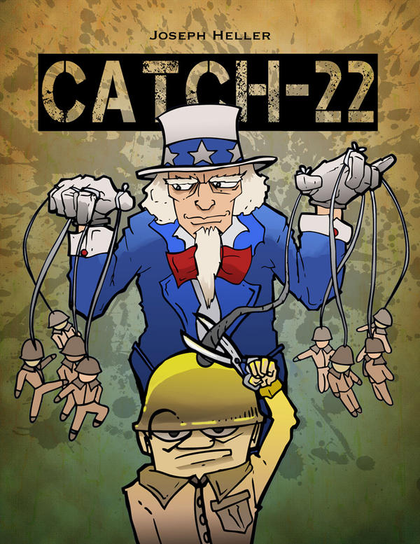 Catch-22 by MarcosMachina