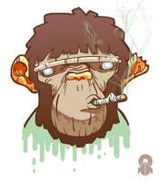 Monkey High by MFMugen