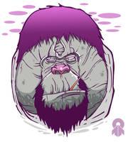 Orangutan Swag by MFMugen