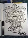 Tiki Sketch